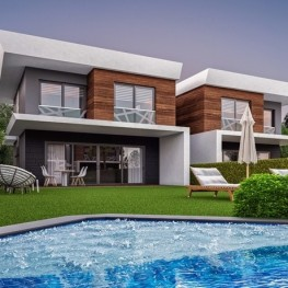 La Perla Villas met privézwembad